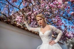 Bridal Dress - Bliss Collection - Aida Lorena Atelier