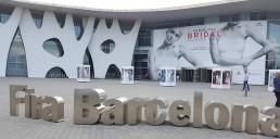 Bliss Bridal Collection @ Barcelona Bridal Week - Aida Lorena Atelier